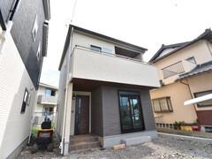 【KAWASHO分譲住宅】水戸島二丁目No.2:水回りが集約した家事のしやすい間取り♪