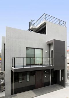 RC造の住宅性能を極限まで引出した災害に強い棲家