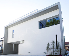 デザイン性と住み心地を両立したフルオーダーRC住宅