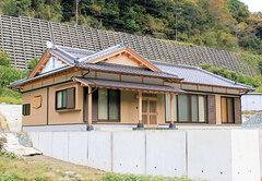 威風堂々とした佇まい 入母屋造の本格和風住宅