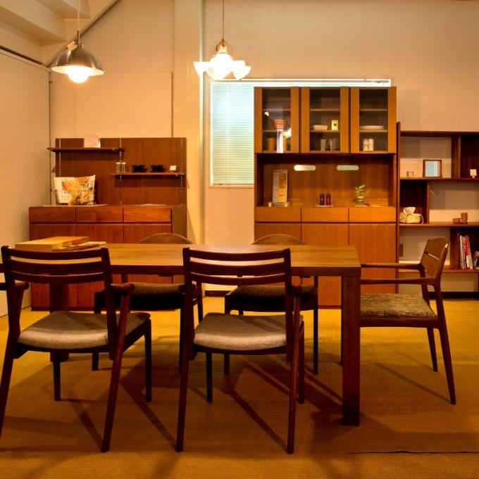 【New Arrival】 ライフスタイルに沿う家具
