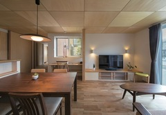 空間と性能をデザインする 「なんか落ち着くそんな家」