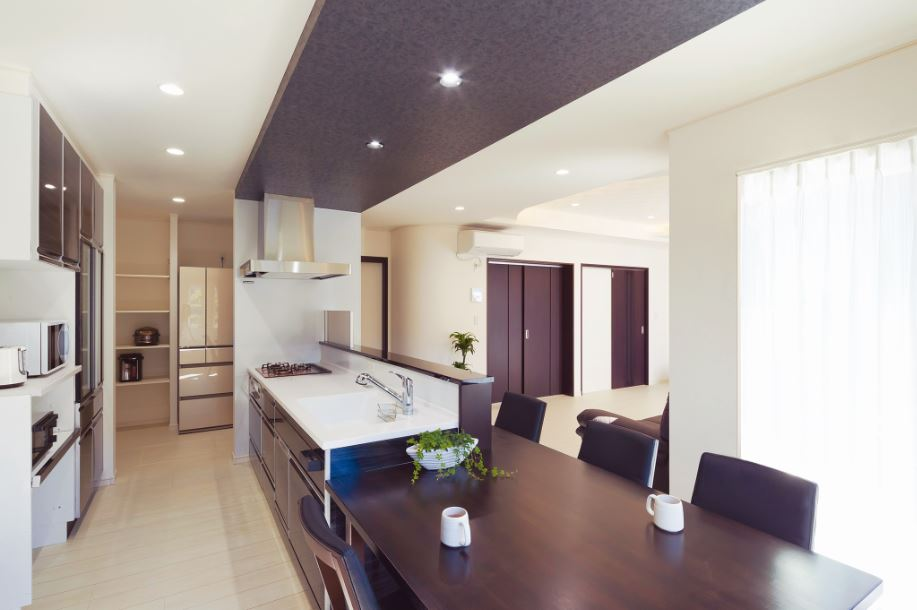 デザインと利便性を両立し、ホテルライクな暮らしを実現