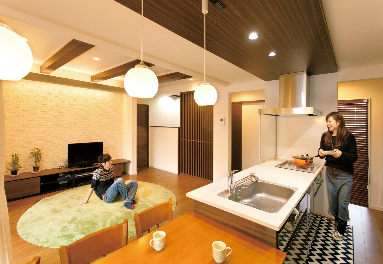 メリハリある予算&設計で 日常が特別になる家を形に