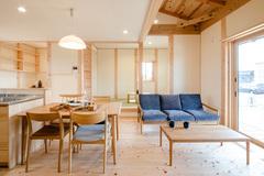 職人がつくる自然素材の家を手の届く価格で! 「木の家づくり相談会」を開催中