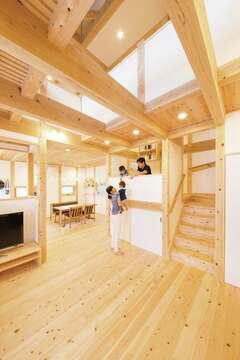 雨楽な家+ZEHで、暮らしの質がワンランクアップ!