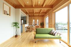 「平屋×板倉造りの家」見学会