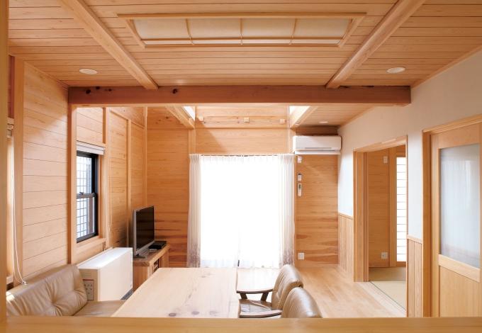 「板倉造りの家」モデルハウスがO P E N!