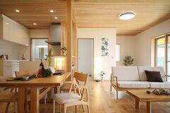平屋の家 浜松市東区の完成現場見学会