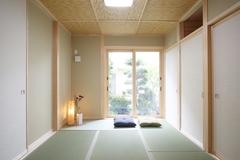 浜松市中区の完成見学会「木楽の家」