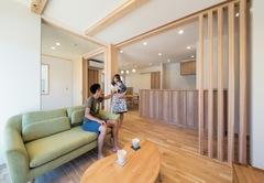 共働き夫婦が快適に暮らせる 収納上手なゼロエネ住宅