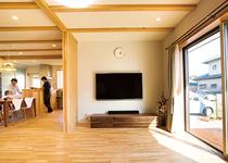 耐震等級3の安心生活を実現! 自然素材のゼロエネ住宅