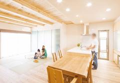 毎日の家事育児が楽しくなる 収納アイデア満載の家