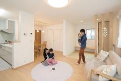 予算を1円もオーバーしないコミコミ住宅で余裕の暮らし