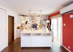 「自宅で料理教室を開きたい!」ダディの夢を予算内で実現