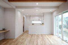 9/25・26「ナチュラルかわいい、自然素材に寄り添う日当たりのいい家」完成見学会を開催