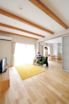 大工さんが建てるおしゃれな自然素材のゼロエネ住宅