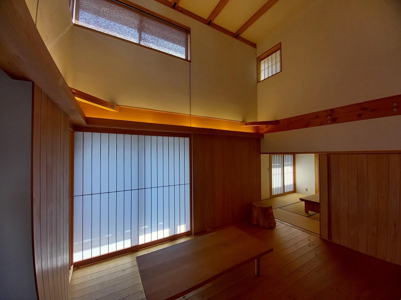 ★  ひのきの家モデルハウス★(築13年、木の経年変化をご覧いただけます)