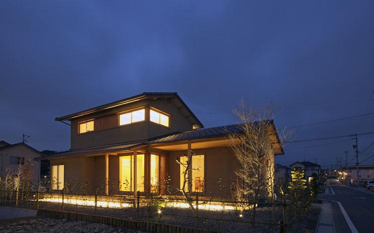 10年後の未来が見える。「本物の木の家」築10年の経年変化
