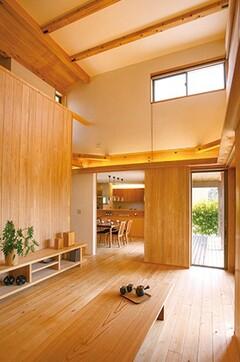 ひのきの家 静岡県家づくり浜松協同組合