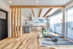 住たくeco工房 木箱HOUSE  総二階45坪 二世帯プラン 1800万円の家 要予約 東区 笠井新田