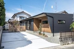 木箱HOUSE・平屋23坪2LDK 1212万の家「Open house・浜松市西区大人見」