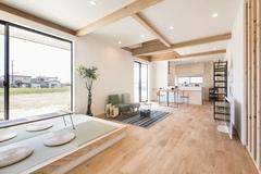 住たくeco工房 Open House 『磐田市 神増』  総二階 39坪 1500万の家