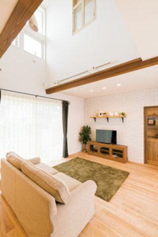 『高田工務店』の家づくりがわかる 自然素材×高性能の等身大モデルハウス