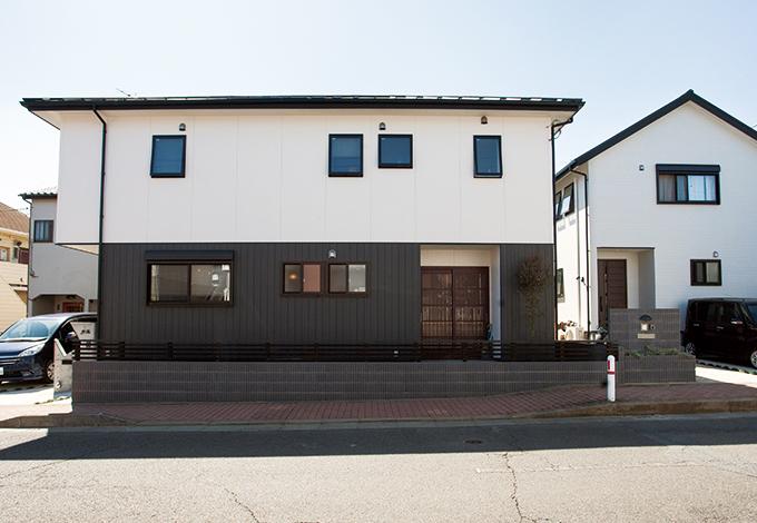 サイエンスホーム【子育て、和風、間取り】1つの敷地に2棟を建て、余った土地を売却して、お母さま世帯の建築資金に運用した。こんな不動産のトータルプランニングも『サイエンスホーム』の得意とするところ