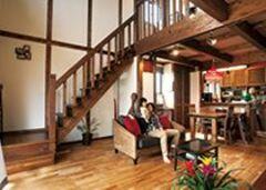 デザインも価格も不可能を可能にした真壁造りのバリ風住宅