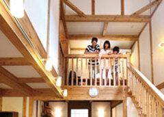 豊富な収納量が嬉しい 暮らしやすさ重視の家