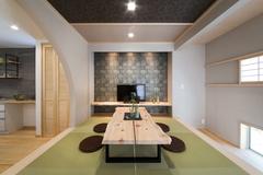 篠原町にて平屋のモデルハウスの見学会を開催いたします。