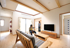 太陽と風が気持ちいい!天竜材で建てたパッシブ住宅