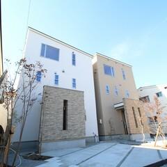 〈完成見学会&販売会〉IoT都市型3階建て住宅 2棟 @葵区上足洗2丁目