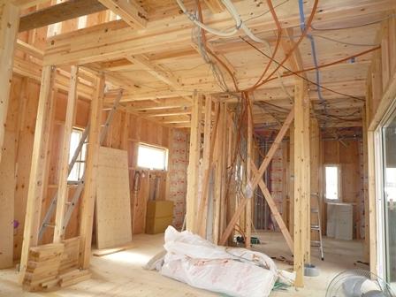 建物構造は当社独自の落し蓋工法・組込み工法で耐震性◎