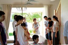 4/29(日) お施主様宅訪問会