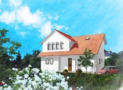 \ヨーロッパの田舎を思わせる こだわりのプロヴァンス住宅/春日井市高蔵寺町にて新築完成見学会を開催します!