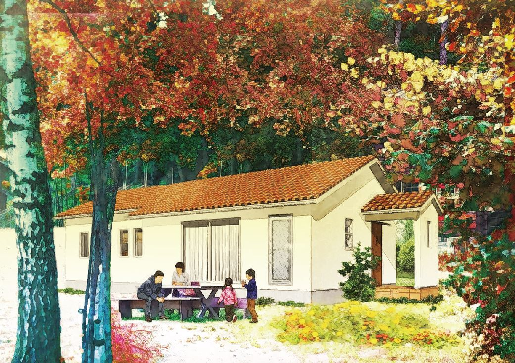 \平屋で自分流を味わい尽くす/浜松市南区寺脇町にて新築完成見学会を開催します!