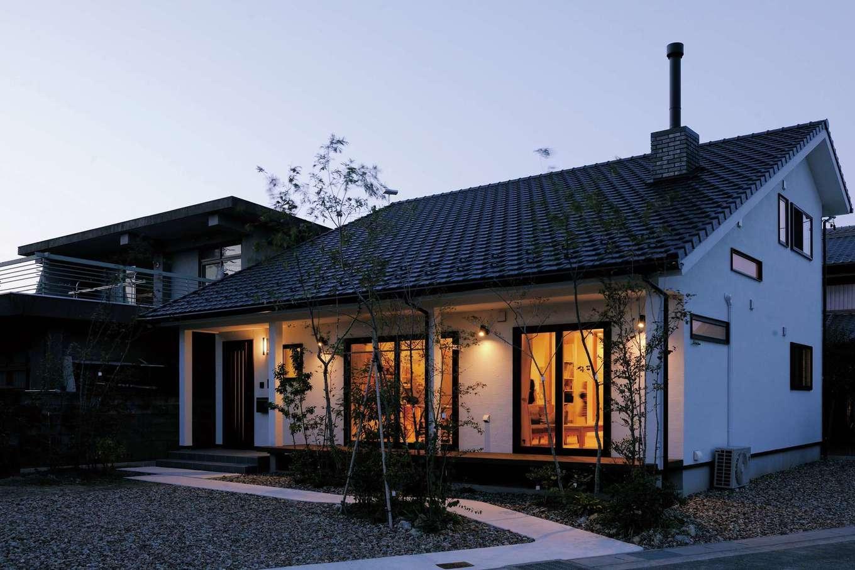 身体にやさしく低燃費な暮らしを叶える自然素材の家