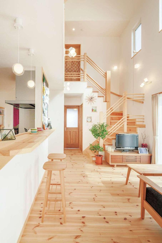 クアトロ断熱&ゼロ宣言の健康住宅で 低燃費&快適な暮らしを実現
