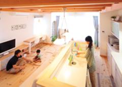延床面積27坪で叶えた自分たちサイズの豊かな家