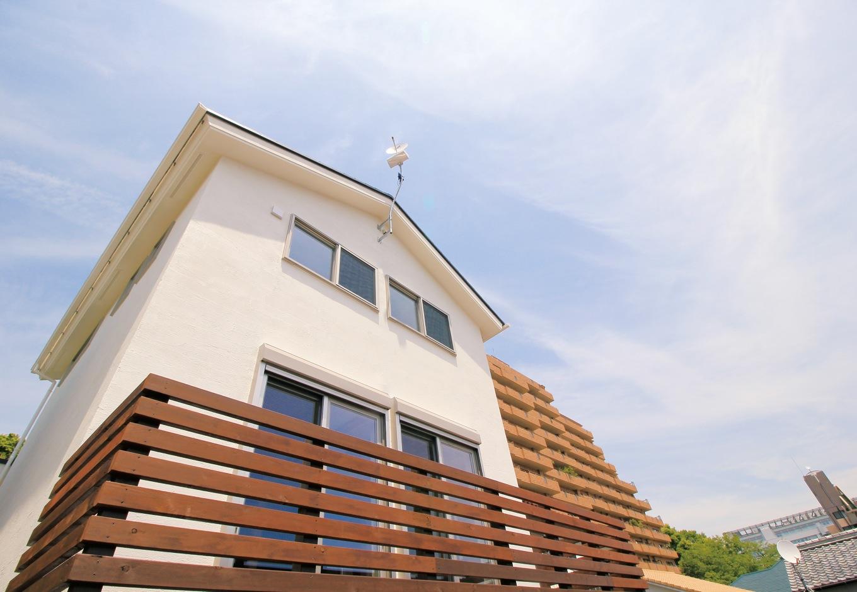 アイジースタイルハウス|基礎から耐震補強、構造材、内装のすべてを一新したにもかかわら ず、リフォームとは思えない美しい仕上がりになった