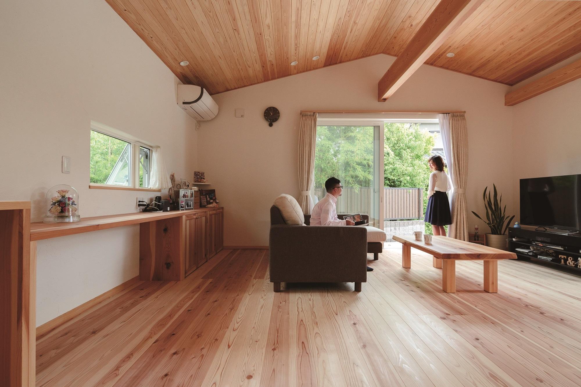 医師が薦める本物の健康住宅 「0宣言の家」を取り入れた自然素材の家