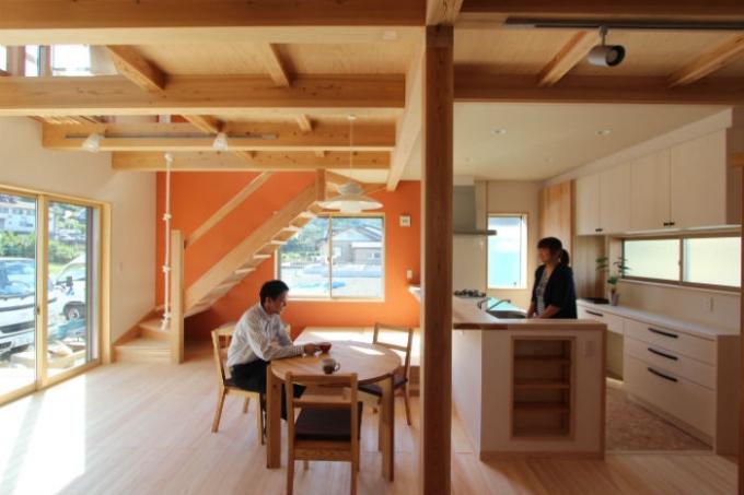 アクトホーム(木の住まいづくり研究所)のイメージ