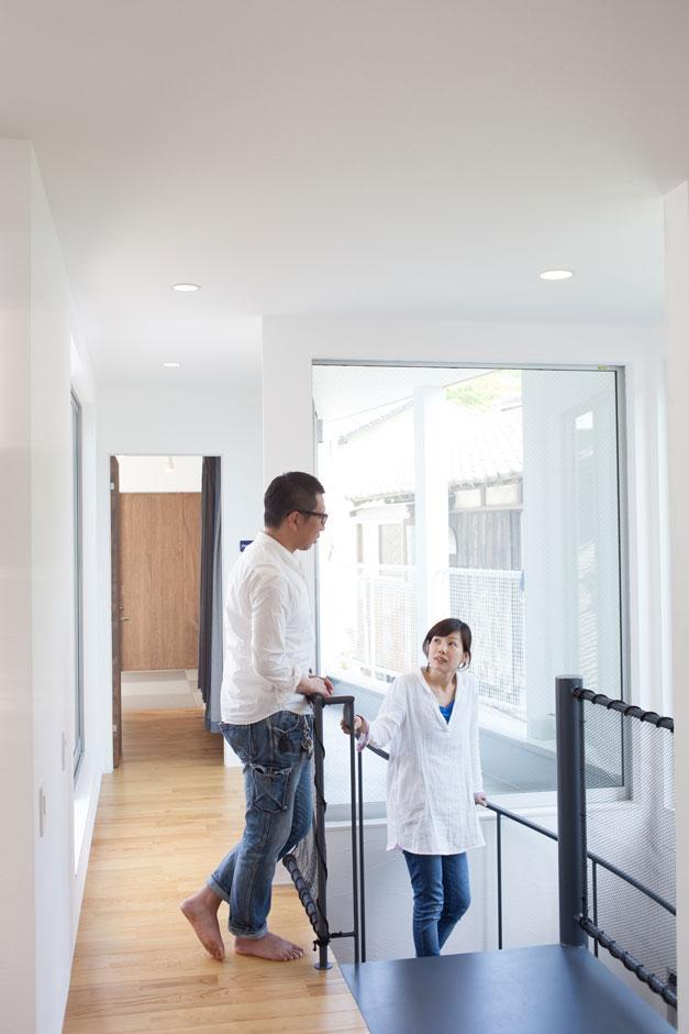 ソラマド静岡(オネストホーム)【デザイン住宅、狭小住宅、建築家】30年後も二人で楽しめる家