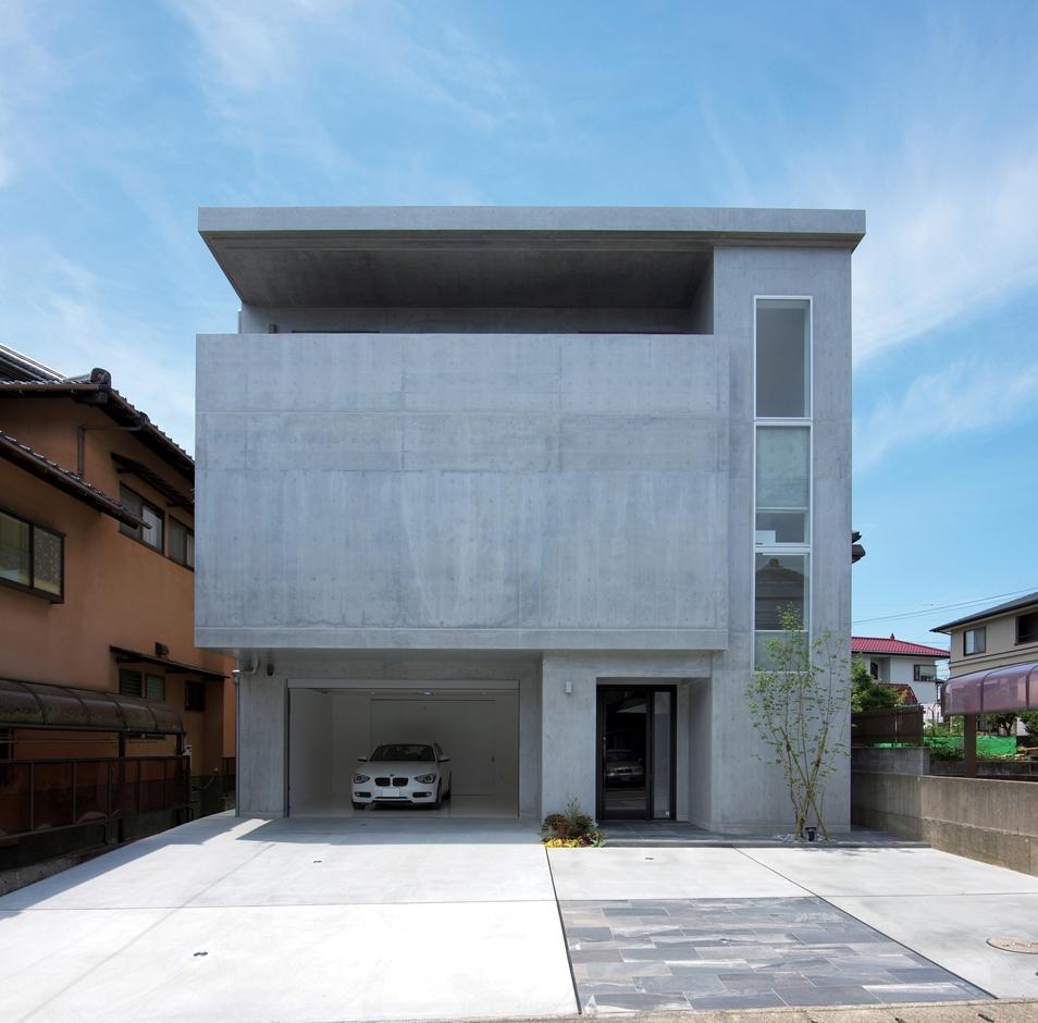 強靭、快適、ハイデザイン RCだから叶う高品質住宅
