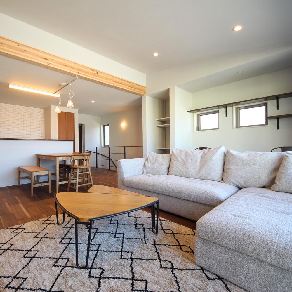 間取りを変えられる建売住宅 SE構法耐震等級3の家