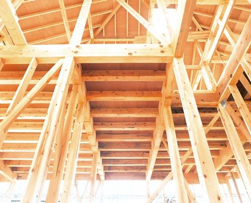 SE・耐震等級3の家 構造見学会