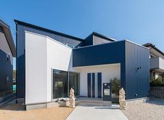「建築家と建てる家/オープンハウス」建物外観見学ツアー