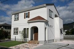 【モデルハウス】自然素材、造作洗面・建具etc...デザイン性の高い高性能の家!